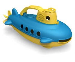 Green Toys - Submarine - Yellow Handle