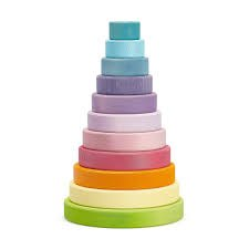 Grimm's - Authentic Pastel Stacking Tower