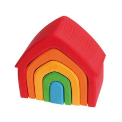 """Grimm's - Authentic Rainbow House """"Back Order End of August"""""""