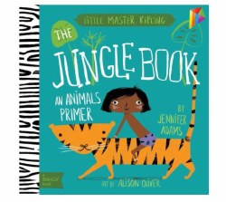 Gibbs Smith - A BabyLit Animals Primer Book Jungle Book