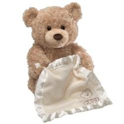 Gund - Peek-A-Boo Bear