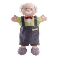 Haba - Glove Puppet - Grandpa
