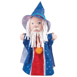 Haba - Glove Puppet - Magician