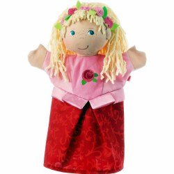 Haba - Glove Puppet - Sleeping Beauty