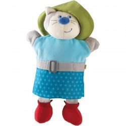 Haba - Glove Puppet - Puss In Boots