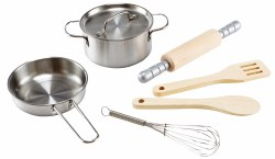 Hape - Chef's Cooking Set
