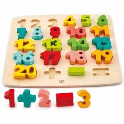 Hape - Chunky Puzzle Math