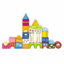 Hape - Fantasy Blocks Castle