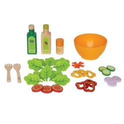 Hape - Garden Salad Set 36 Pieces