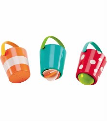 Hape - Happy Buckets Set