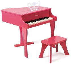 Hape - Happy Grand Piano Pink