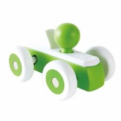 Hape - Rolling Roadster Green