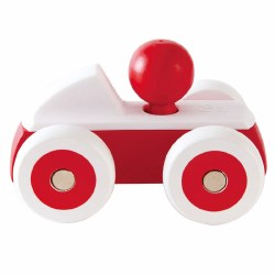 Hape - Rolling Roadster Red