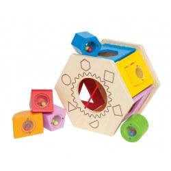 Hape - Shake & Match Sorter Box