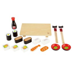 Hape - Sushi Set 21 Pieces