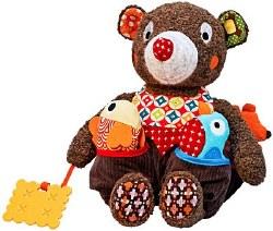 Happy Horse - Woodours Activity Bear