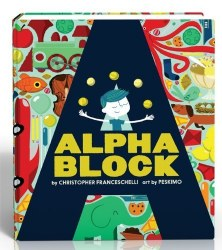 Abrams Appleseed - Book - Alphablock
