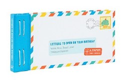 Chronicle Books - Book - Letters To Open On Your Birthday