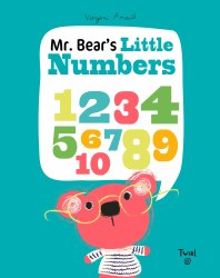 Chronicle Books - Book Mr. Bear's Little Numbers