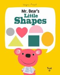Chronicle Books - Book Mr. Bear's Little Shapes
