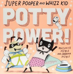 Abrams Appleseed - Book - Super Pooper and Whizz Kid