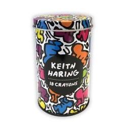 Mudpuppy - Crayons - Keith Haring
