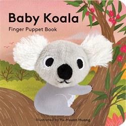 Chronicle Books - Finger Puppet Book - Baby Koala