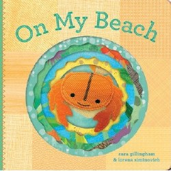 Chronicle Books - Finger Puppet Book - In My Beach