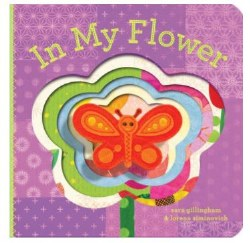 Chronicle Books - Finger Puppet Book - In My Flower