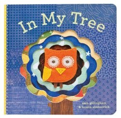 Chronicle Books - Finger Puppet Book - In My Tree
