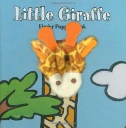 Chronicle Books - Finger Puppet Book - Little Giraffe