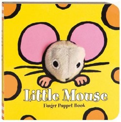 Chronicle Books - Finger Puppet Book - Little Mouse