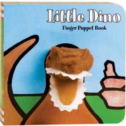 Chronicle Books - Finger Puppet Book - Little Dino