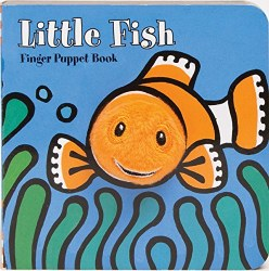 Chronicle Books - Finger Puppet Book - Little Fish