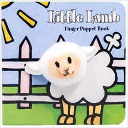 Chronicle Books - Finger Puppet Book - Little Lamb