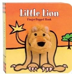 Chronicle Books - Finger Puppet Book - Little Lion