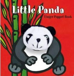 Chronicle Books - Finger Puppet Book - Little Panda
