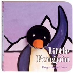 Chronicle Books - Finger Puppet Book - Little Penguin