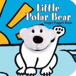 Chronicle Books - Finger Puppet Book - Little Polar Bear