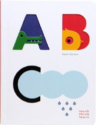 Chronicle Books - TouchThinkLearn Book - ABC