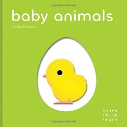 Chronicle Books - TouchThinkLearn Book - Baby Animal