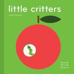 Chronicle Books - TouchThinkLearn Book - Little Critters