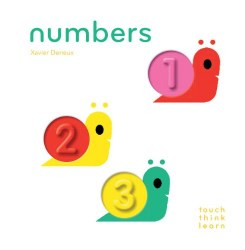 Chronicle Books - TouchThinkLearn Book - Numbers