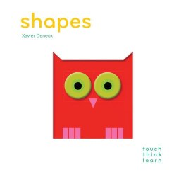 Chronicle Books - TouchThinkLearn Book - Shapes