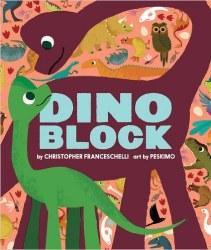 Abrams Appleseed - Book - Dinoblock