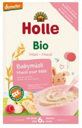 Holle - Baby Organic Cereal - Muesli