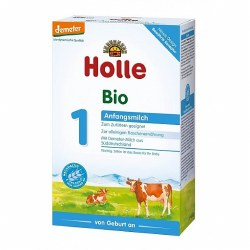 Holle - Stage 1 Organic (Bio) Infant Milk Formula