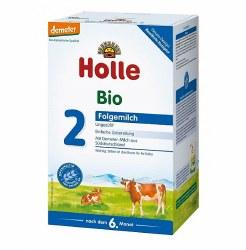 Holle - Stage 2 Organic (Bio) Follow-On Infant Milk Formula