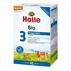 Holle - Stage 3 Organic (Bio) Baby Milk Formula