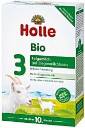 Holle - Goat Stage 3 Organic (Bio) Baby Milk Formula